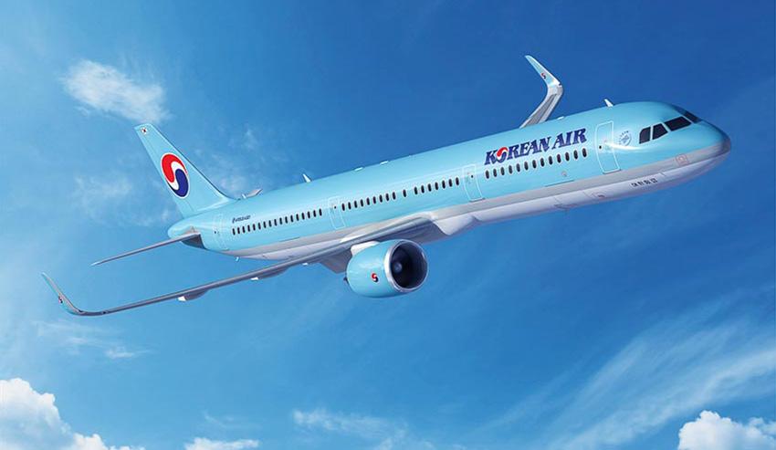 Vé máy bay đi Hàn Quốc hãng Korean Air thật tuyệt vời !