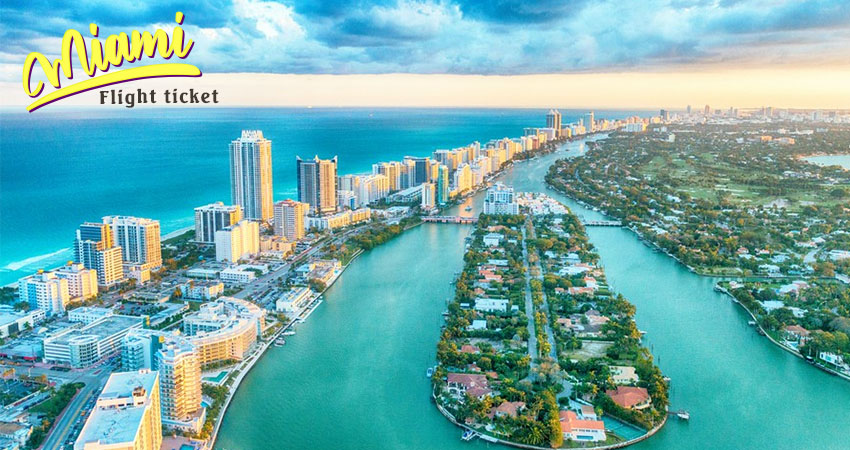 ve may bay di miami