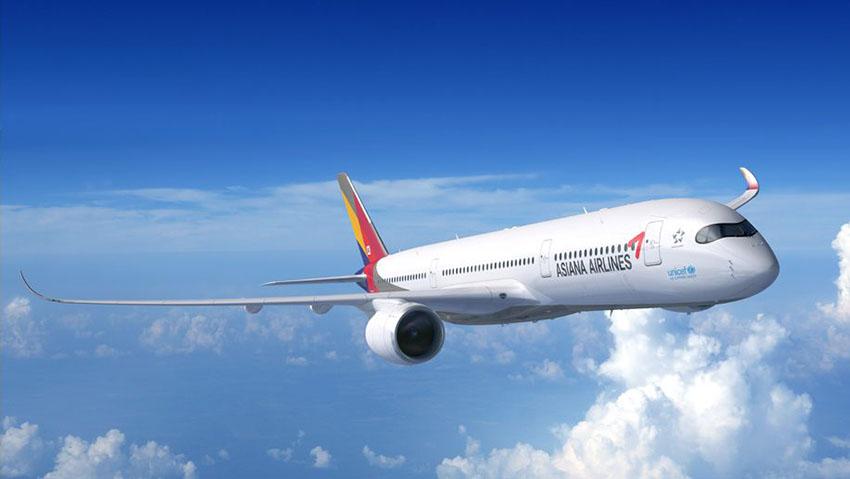 Cực hấp dẫn với vé máy bay đi Mỹ hãng Asiana Airline 2019