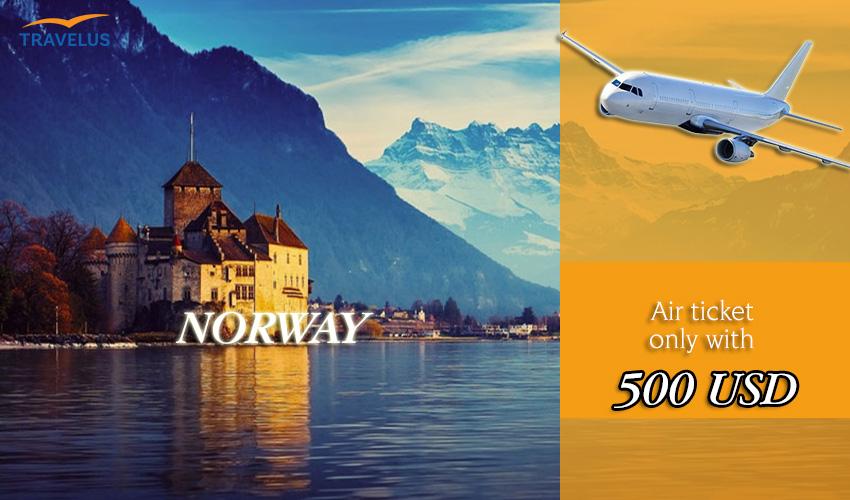 Giá vé máy bay đi Nauy bao nhiêu tiền vậy các bạn nhỉ?