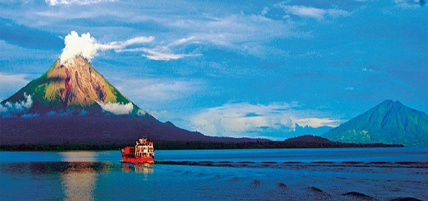 du lịch nicaragua