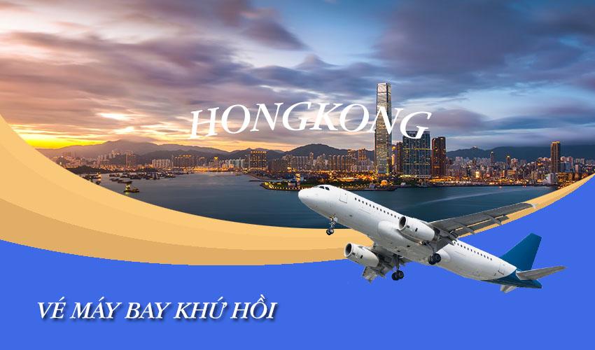 Vé máy bay đi Hồng Kong khứ hồi giá rẻ nhiều ưu đãi