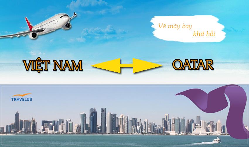 Vé máy bay khứ hồi đi Qatar giá rẻ không thể tin nổi