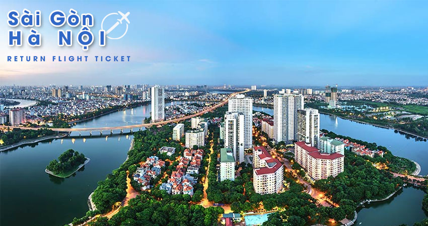 ve may bay khu hoi sai gon ha noi