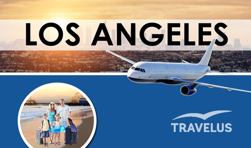 Vé máy bay đi Los Angeles bao nhiêu tiền?Ngần ngại gì, đặt ngay thôi!