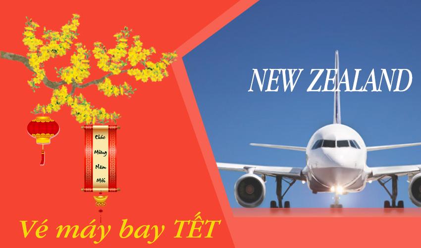 Thông tin giá vé máy bay khứ hồi đi New Zealand rẻ và tốt nhất