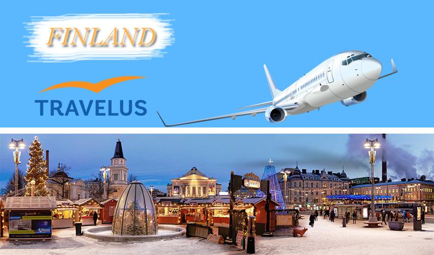 Vé máy bay đi Phần Lan bao nhiêu bạn đã biết chưa ?