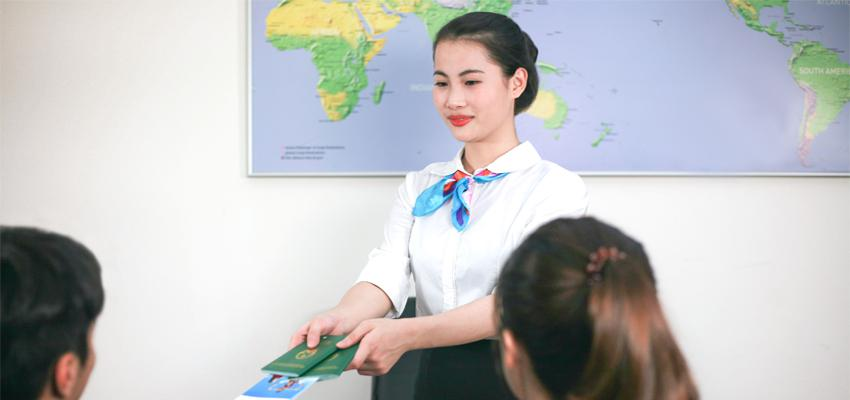 Hãng hàng không có vé đi Hàn Quốc
